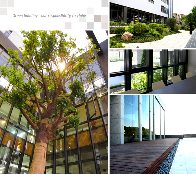 Green building – our responsibility to globe