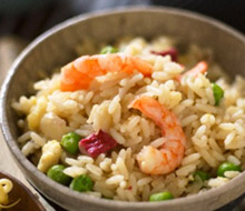 fried rice, multiple function stir fryer