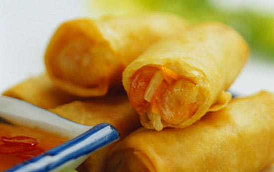 Philippine Lumpia, cuộn Lumpia, Lumpia, Phi Luật Tân, chiên Philippines spring roll s