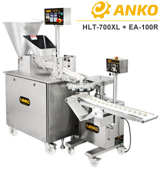 ANKO Multipurpose Filling & Forming Machine HLT-700XL、