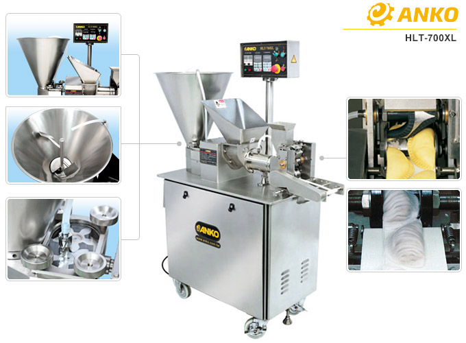 HLT-700XL Dumpling Making Machine