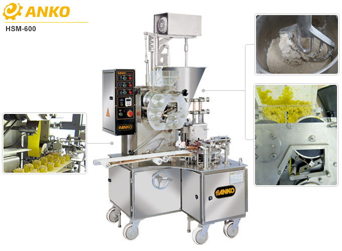 HSM-600 siomai food machine
