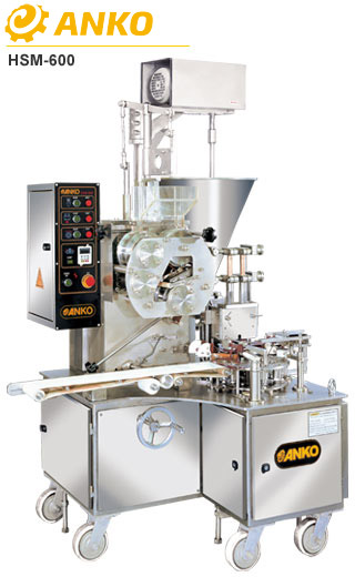 Automatic double line and single line shumai machine HSM-600 Series