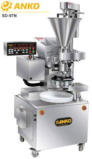 ANKO Automatic Encrusting And Forming Machine एसडी 97N