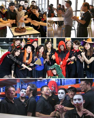 ANKO Halloween - Party
