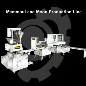 Food Machine - Automatic Mammoul And Moon Cake Production Line