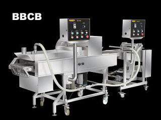 Food Machine - Automatic Batter And Crumb Breading Production Line