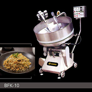 Food Machine - Stir Fryer