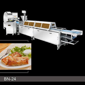 Food Machine - Fully Automatic Blini Production Line