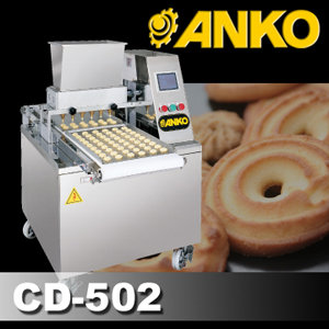 Food Machine - Automatic Cookie Depositing Machine