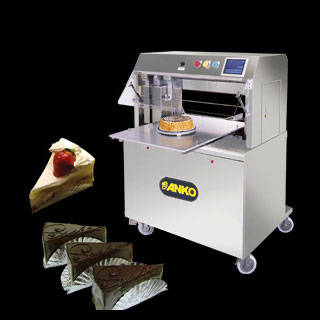 Food Machine - Cake Cutter & Portioning Machine