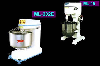 食品機械- Dough Processing Equipment