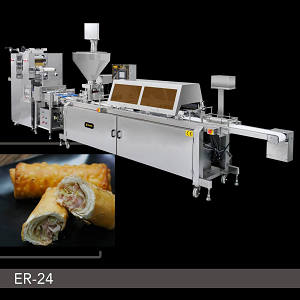 Food Machine - Automatisk Egg Roll Machine