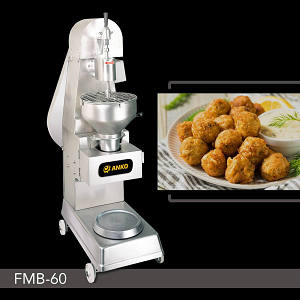 Food Machine - Automatic Meat Ball And Fish Ball Production Plant