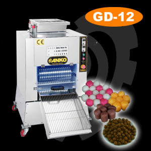 Food Machine - Automatic Cutting And Rounding Machine
