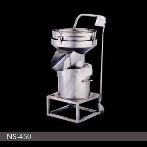 Food Machine - Noiseless Vibro Separator & Filter