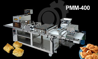 Masina de alimentare - Puff Making Machine