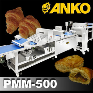 Gıda Makine - Semi Automatic Puff Pastry Making Machine