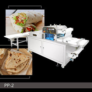Food Machine - Automatic Filming and Pressing Machine