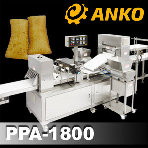 食品機械- Automatic Puff Pastry Making Machine