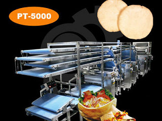 Máquina de alimentos - Pita Bread Making Machine
