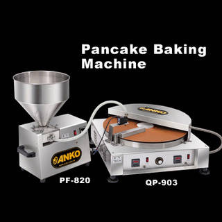 Food Machine - Table Type Pancake, Dosa, Bilini & Crepe Baking Machine