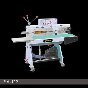 Food Machine - Continuous-Type Sealing Machine