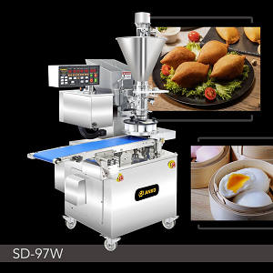 Food Machine - Automatic Encrusting And Forming Machine