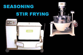 Food Machine - Seasoning / Stir Frying Equipment