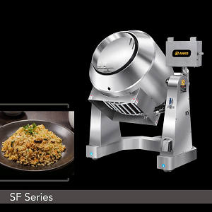 식품 기계 - Multiple Function Stir Fryer