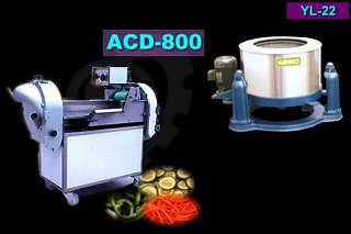 Food Machine - Vegetable Processing Equipment