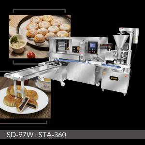 Food Machine - Automatic Maammoul And Moon Cake Production Line