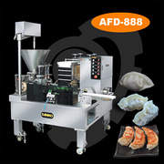 Automatic Dumpling Folding Machine