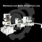 Automatic Mammoul And Moon Cake Production Line