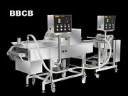 Automatic Batter And Crumb Breading Production Line