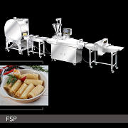 Fully Automatic Finger Spring Roll Production Line