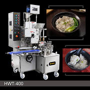 Automatic Double-Line Won Ton Machine