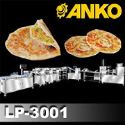 Automatic Layer & Stuffed Paratha Production Line