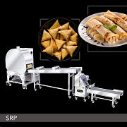 Automatisk Crepe Machine