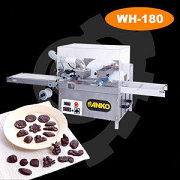 Chocolate Coating And Shaping Machine