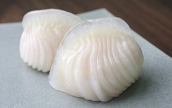 Shrimp Dumpling which is made by ANKO's Food Processing Equipment