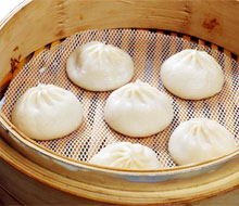 xiao long bao, steamed bao, dumpling